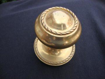 Georgian Brass Door Pull