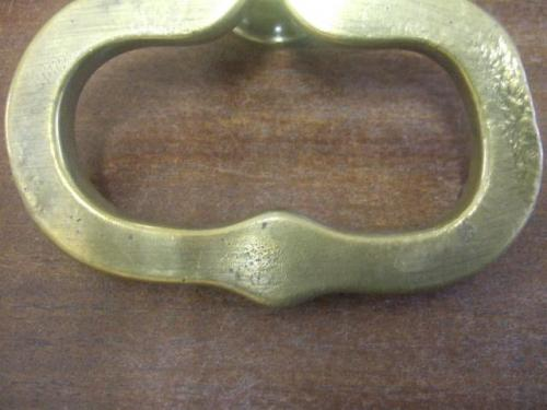 Antique Brass Door Handle/Pull