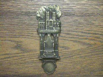 Westminster Abbey Door Knocker