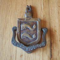 Victorian Cast Iron Door Knocker - D004
