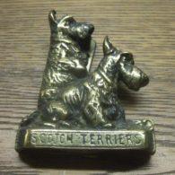 Scotch Terrier Dog Door Knocker - D020
