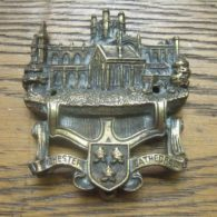 Chester Cathedral Door Knocker - D048