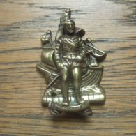 Sir Francis Drake Doorknocker - D095
