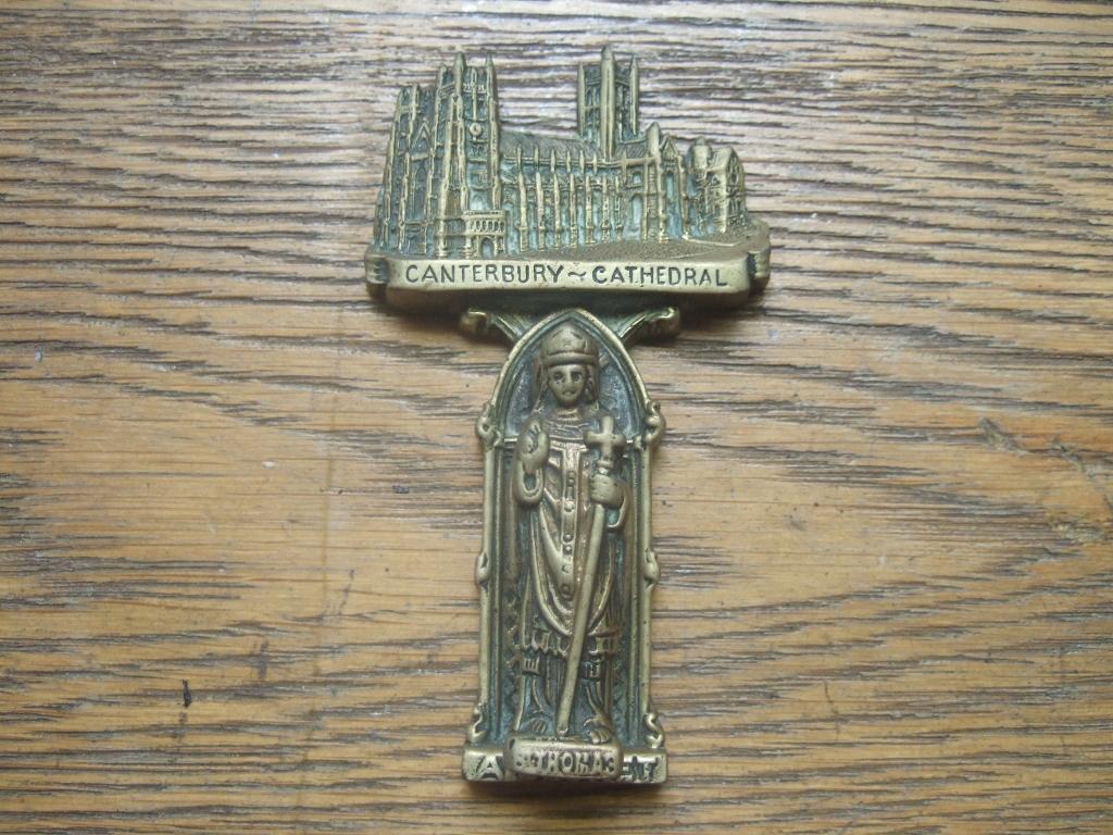 Canterbury Catherdral Door Knocker - D099