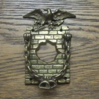 Brass Door Knocker - D126