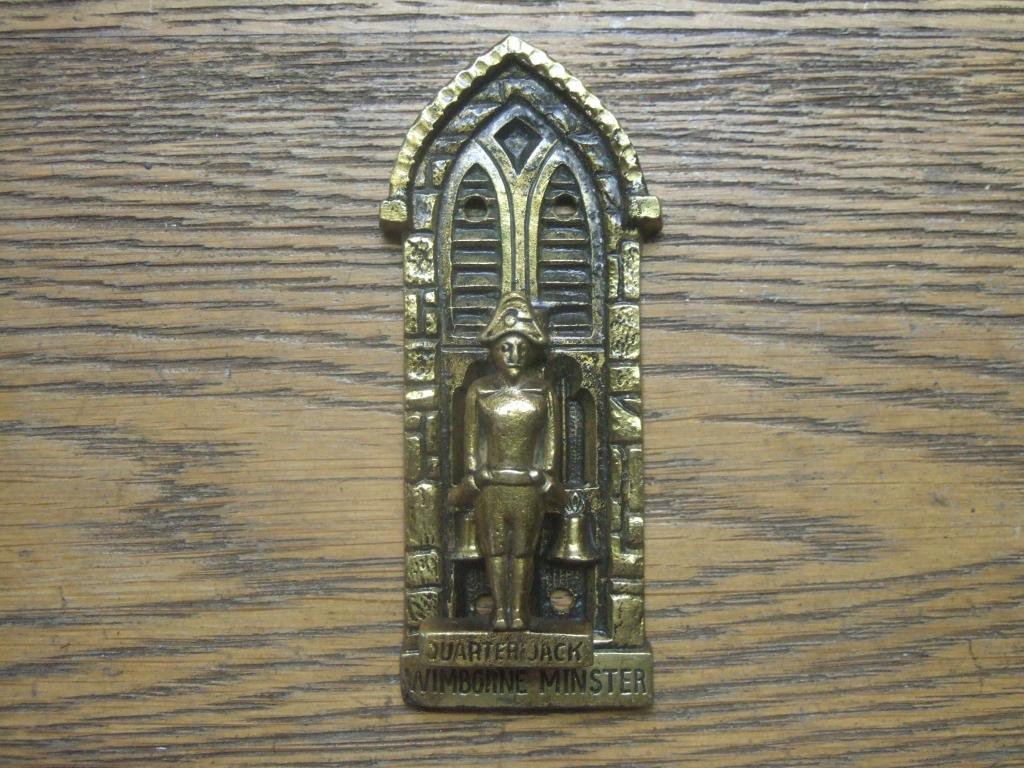 Wimborne minster brass door knocker d127 antique door for Door knockers uk