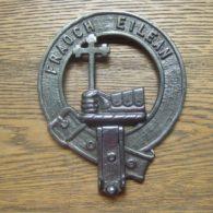 Fraoch Eilean Castle Door Knocker