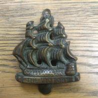 HMS Victory Brass Door Knocker