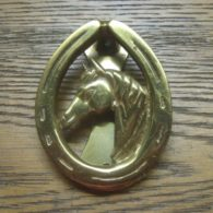 Lucky Horse Shoe Door Knocker