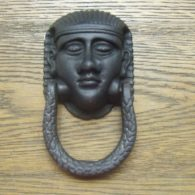 Pharoah Door Knocker