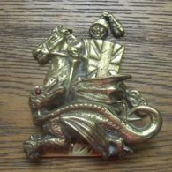 'St George' Door Knocker
