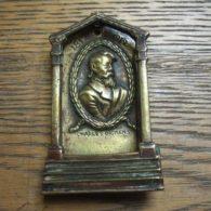 Charles Dickens Centenary Door Knocker