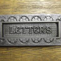 Victorian Letterbox