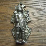 Knight in Armour Door Knocker
