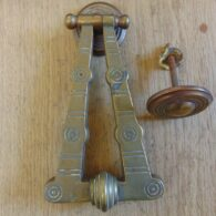 Arts_&_Crafts_Door_Knocker_D268L-0418