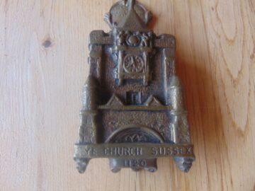 Antique Rye Church Door Knocker D428 Antique Door Knocker Company