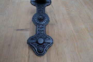 Cast Iron Victorian Door Knocker D460 Antique Door Knocker Company