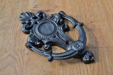 Modern Cast Iron Door Knocker D483 Antique Door Knocker Company