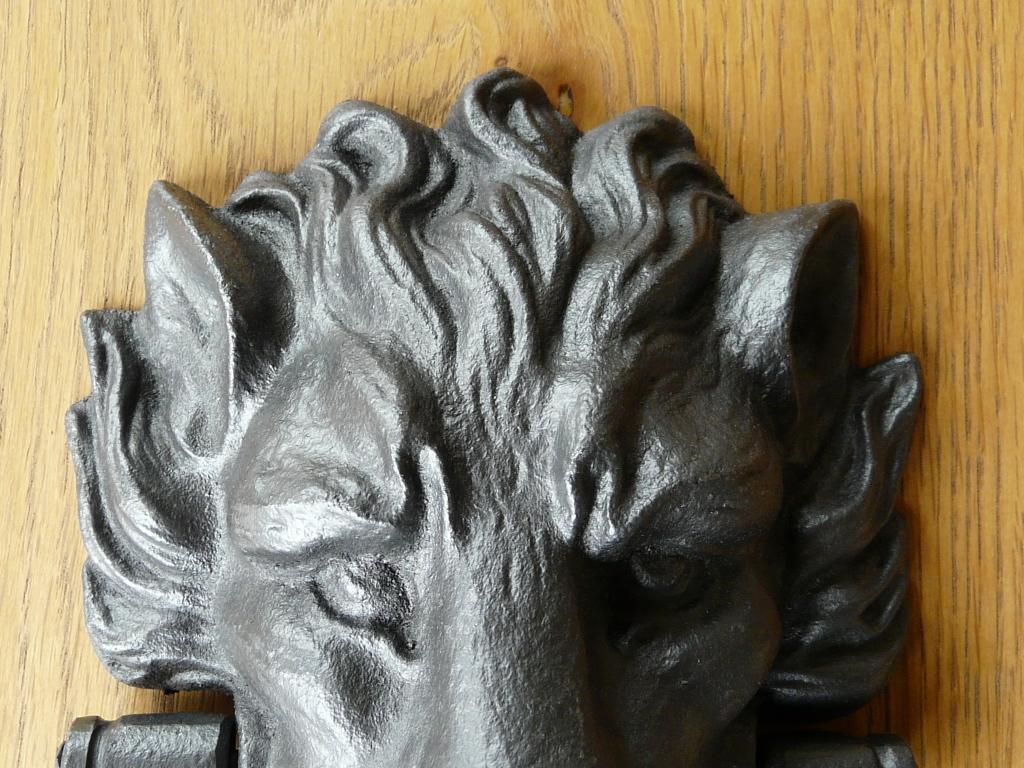 D470l 1016 victorian brass lion door knocker antique for 10 downing street lion authentic foundry door knocker