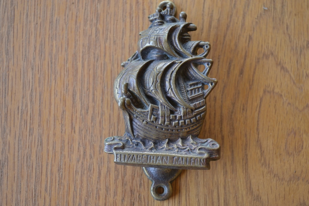 Elizabethan_Galleon_Doorknocker_D075