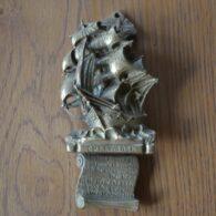 Cutty Sark Ship Doorknocker D078-0515 Antique Door Knocker Company