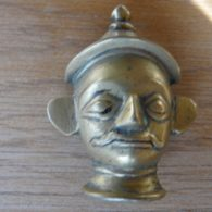 Antique Clown Door Knocker D097-1016 Antique Door Knocker Company