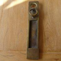 D021_1016_Art_Deco-Letter_Box/Door_Knocker