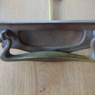 Art_Nouveau_Letterbox/Door_Knocker_d176-1116