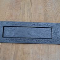Cast Iron Letter Box- D299L-1116 Antique Door Knocker Company