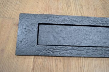 Cast Iron Letter Box- D299L-1116 Antique Door Knocker Company
