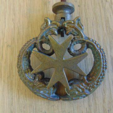 Maltese_Cross_Door_Knocker_D474-0817
