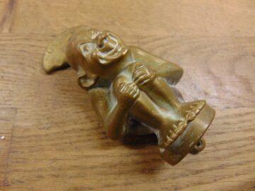 Oxford Imp Door Knocker - D035-0218 Antique Door Knocker Company
