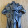 Victorian Kenrick Cast Iron Door Knocker D541-0518 - The Antique Door Knocker Company