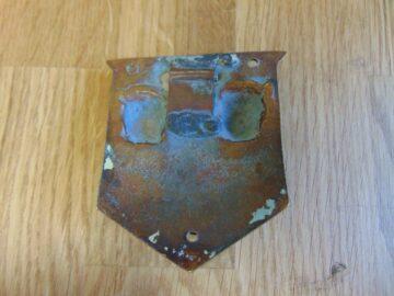 Antique Brass Shropshire Coat of Arms Door Knocker D096-0918Antique Door knockers.