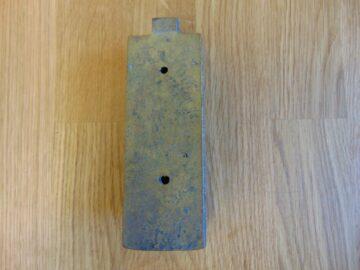 Brass Miners Lantern Door Knocker D002-1018 Antique Door Knockers.