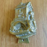 Antique Ambleside Door Knocker D223-1018 Antique Door Knocker Company.