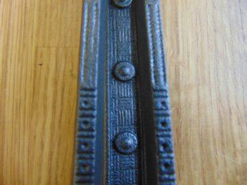 Cast Iron Cherub Door Knocker D281-1218 Antique Door Knocker Company.