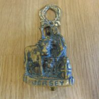 Jersey Door Knocker D399-0219 Antique Door Knockers