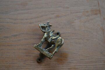Antique Clovelly Donkey Door Knocker D366-0319 Antique Door Knockers