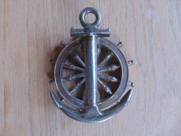 Brass Anchor Door Knocker D432-0619 Antique Door Knocker Company