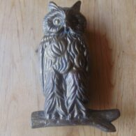 Owl Door Knocker D485-0619