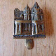 Antique John O'Groat's Door Knocker D555-0619 Antique Door Knocker Company