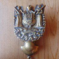 Antique Norwich Door Knocker D560-0619 Antique Door Knocker Company