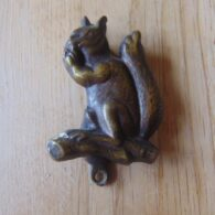 Squirrel Door Knocker D569-0819
