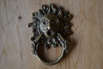 Durham Sanctuary Door Knocker D228-0919