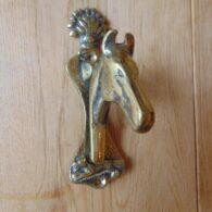 Horse Door Knocker D490-0919
