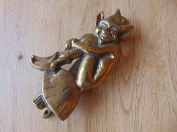 Pixie Door Knocker D571-0919
