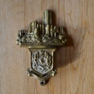 Liverpool Cathedral Door Knocker D578-0919