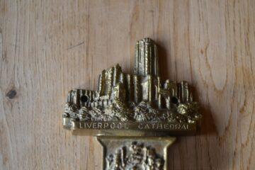 Liverpool Cathedral Door Knocker D578-0919