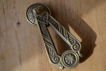 Victorian Door Knocker D580-0919
